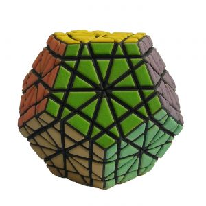 Master Brilic very difficult custom Rubik