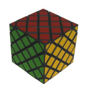 Compy Skewb very difficult custom Rubik