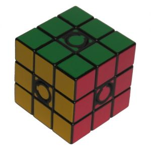 Constrained Cube Rubik