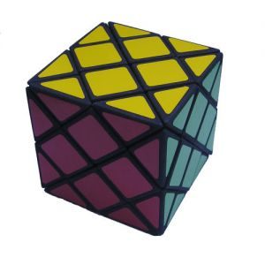 Dino Skewb very difficult custom Rubik