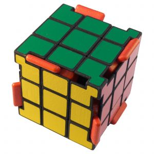 Switch Cube very difficult custom Rubik