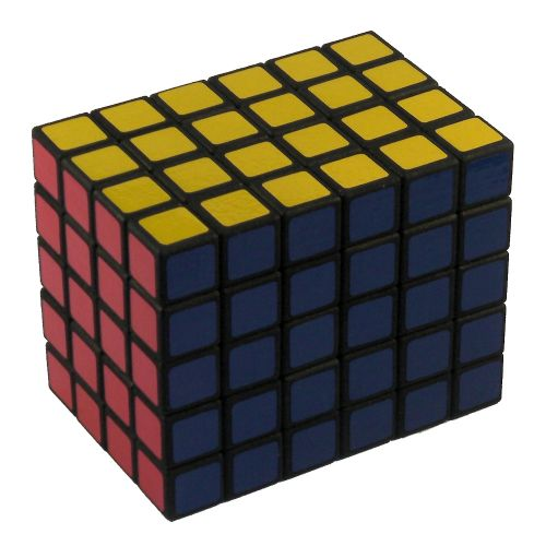 4x5x6 Cuboid shapeshifting 3x4x5 fully functional Rubik